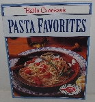"MBA #3636-0052  ""1993 Betty Crocker's Pasta Favorites Paper Back Cook Book"""