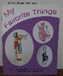 "MBA #3838-0080   ""1999 My Favorite Things New Southwest Designs, Christmas Ideas & Suncatchers"" By Vicki Day & Nola Cabral"""