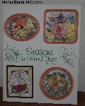 "MBA #3838-0058   ""1996 ""Seasons In Stained Glass"" By Terra"