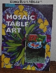 "MBA #3838-0053   ""2000 Mosaic Table Art"" By Carolyn Kyle"