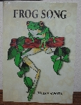 "MBA #3838-0044   ""2002 Frog Song"" By Jullian Sawyer"""