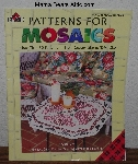 "MBA #3838-0022   ""1997 Plaid Patterns For Mosaics By Patty Cox"""