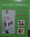"MBA #3939-147  ""1986 Nature's Friends Iron Transfer Patterns For Easy Punch Embroidery Machine"""