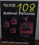 "MBA #3939-118   ""1996 The Tom Wolfe Treasury Of Patterns 108 Animal Patterns"" Paper Back"