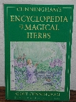 "MBA #3939-264   ""2011 2nd Edition Cunningham's Encyclopedia Of Magical Herbs"" Paper Back"