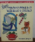 "MBA #3939-198   ""1993 Simply Christmas By Suzanne Cooper"" Paper Back"