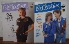 "MBA #3939-335   ""1987 Set Of 2 Be Dazzler Project Books"""