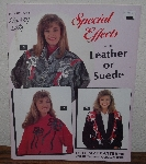 "MBA #3939-318   ""1991 Special Effects With Leather Or Suede"" By Elizabeth Anne Sassy Lady"