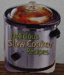 "MBA #4040-0081  ""2007 Delicious Slow Cooker Recipes"" By Mud Puddle Books"