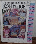 "MBA #4040-125  ""1984 Keepsake Transfer Collection The Big Book"" By Craftways Paper Back"