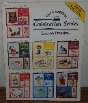 "MBA #4040-128    ""1982 The Complete Celebration Series Iron On Transfers Book"""