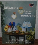 "MBA #4040-214  ""1986 Alladin's Stained Glass Boutique Volume 3"" By Mari Stanish"