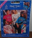 "MBA #4040-254  ""1993 Colorpoint Make Music #91241"" By Judy Gibbs"