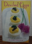 "MBA #4040-004   ""2004 Deviled Eggs By Debbie Moose"" Hard Cover With Jacket"