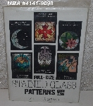 "MBA #4141-0090  ""1995 Full Size Stained Glass Patterns By Sunlight Studio"""