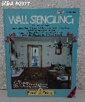 "MBA #4141-0077  ""1984 Plaid Wall Stenciling Project Book"""