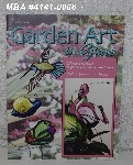 "#4141-0066  ""2001 Garden Art In Glass By Leslie Gibbs"" Stained Glass Project Book"