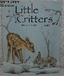 "MBA #4141-0045   ""1990 Little Critters Vol 1 By Carol Forsyth"" Decorative Painting Project Book"