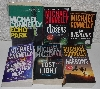 "MBA #5600-363  ""Set Of 6 Michael Connelly ""Harry Bosch"" Series Paper Back Books"""