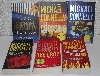 "MBA #5600-368  ""Set Of 6 Michael Connelly ""Harry Bosch Series"" Paper Back Books"""
