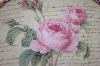 "MBA #14-234    2003 ""Quirinal"" Pink Rose Plate By A Special Place"