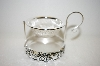 "**MBA #14-155A  ""1999 A Special Place Silver Plated Tea Bag Holder"