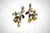 **MBA #17-463  Sweet Romance Marquise Vine Earrings