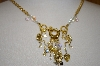 **MBA #KF-102  Kirks Folly Fairy Charm Necklace