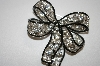 "**MBA #19-444  ""Kenneth J Lane Sophisticated Bow Brooch"