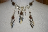 Peruvian Brown Jasper 4 Piece Set