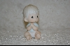 Sitting Baby Figurine With Hands Together