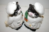 Vintage Cat Chef Salt & Pepper Shakers