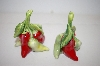 New Chili Pepper Salt & Pepper Shakers