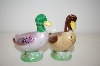 "Vintage ""Duck"" Salt & Pepper Shakers"