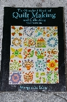 1949 The Standard Book Of Quilt Making & Collecting