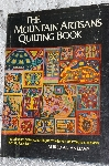 "1974 ""The Mountain Artisans Quilting Book"""