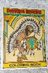 "1976 ""Dancing Indians"" Coloring Book"