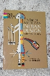 "1971 ""North American  Indian Design"" Coloring Book"