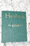"1996 ""Handcraft Illustrated"" Hard Cover Book"