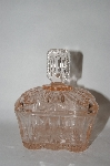 Vintage Light Pink Glass Vanity Or Candy Dish ?