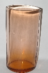 **Large Vintage Pink Glass Vase