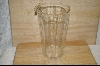 **Clear Glass Faimly Measuring Jar #4893