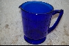 Reproduction Colbalt Blue 4 Cup Pitcher #5025