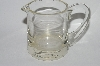 Vintage Clear Depression Glass 2 Ounce Measuring Cup