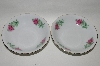 "+MBA #66-003   "" Baum Brothers ""Maria"" Pattern Set Of 2 Fruit/Desert Bowls"