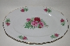"+Baum Brothers ""Maria Pattern"" Oval Serving Platter"