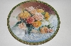 "**1993 Vieonne Marley ""Old Fashioned Grace"" Collectors Plate"