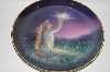 """SOLD""    Kirk Reinert ""Crystal Power""  Collectors Plate"