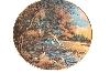 "**1988 Terry Redlin ""Afternoon Glow"" Collectors Plate"