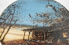 "**1986 Terry Redlin ""Evening Retreat"" Collectors Plate"